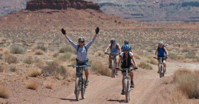 La bici in montagna