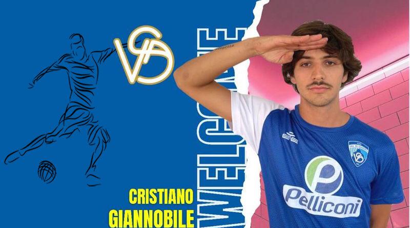 Cristiano Giannobile torna alla Val di Sangro